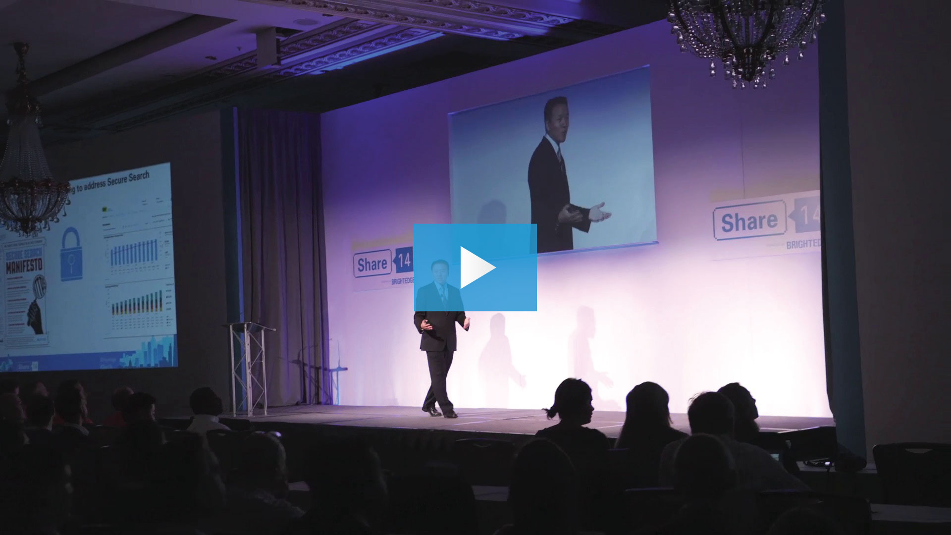 Share 14 CEO keynote video