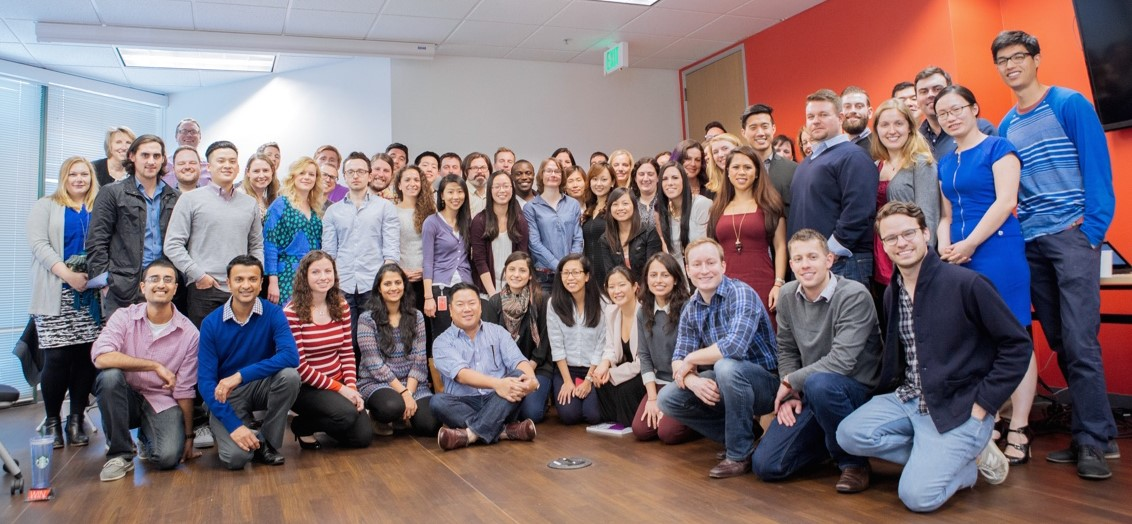 brightedge customer success team photograph