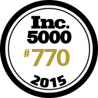 Inc 5000 2015 BrightEdge