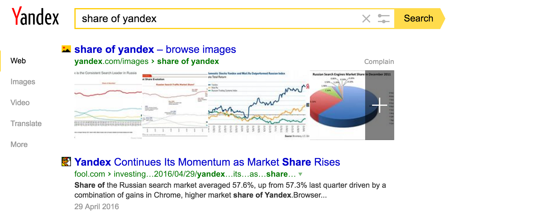 yandex is a world search engine - brightedge
