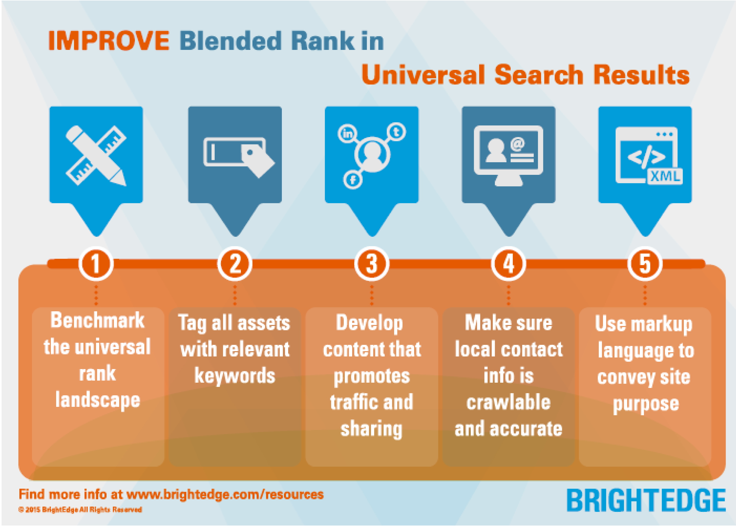 universal search infographic