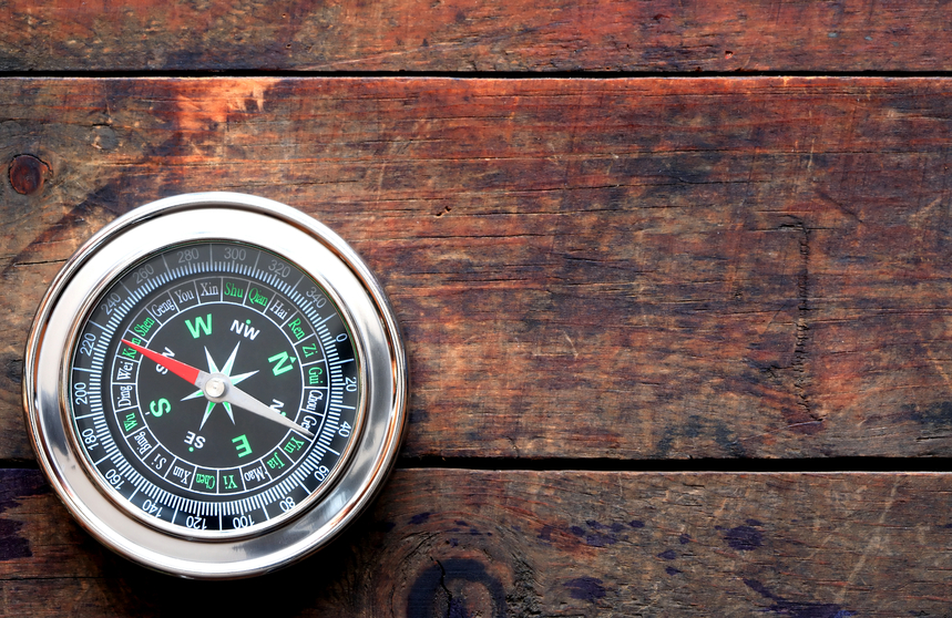 How to find keywords compass