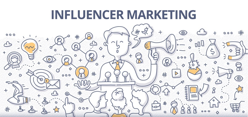 There is value in influencer marketing and you can find what it is here - BrightEdge