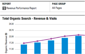 BrightEdge SEO Page Reporting