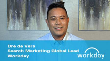 Dre De Vera of Workday