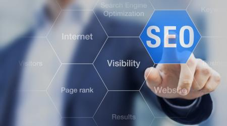 SEO Ranking Traffic Visibility