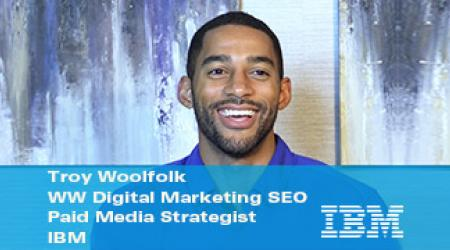 Troy Woolfolk of IBM